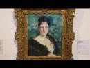 Дама в Мехах Эдуарда Мане 1880г Галерея Бельведер Вена