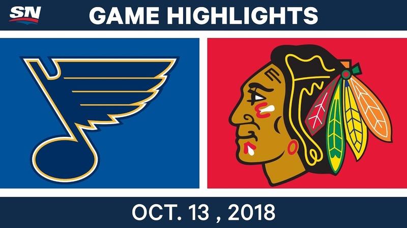 Сент-Луис - Чикаго, 14.10.2018. Обзор