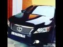 Toyota camry пускает дым Чечня