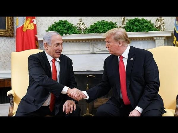 Кому выгоден союз США и Израиля Дискуссия на RTVI