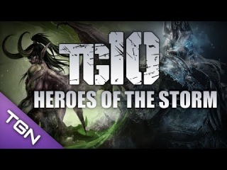 TG10 :  Heroes of the Storm - Top 10 Lessons to be Learned from League of Legends