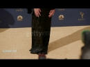 Yvonne Strahovski at the 70th Emmy Awards