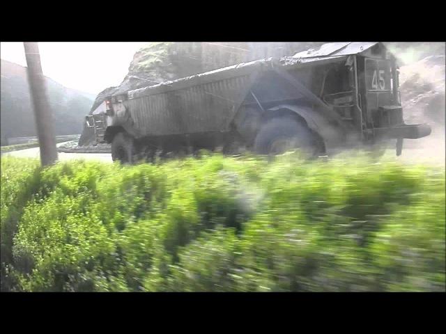 Kress 200C vs. Jeep Rubicon