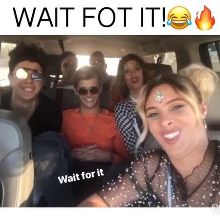 "Montana Tucker❤️Lele Pons on Instagram: ""Hahahaa WAIT FOR IT 😂😂🔥✨🧡•Ѕнє'ѕ ρєrfєcтισn•🧡 😭😍 -GOᗩᒪᔕ 🧡 ~@montanatucker @lelepons…"""