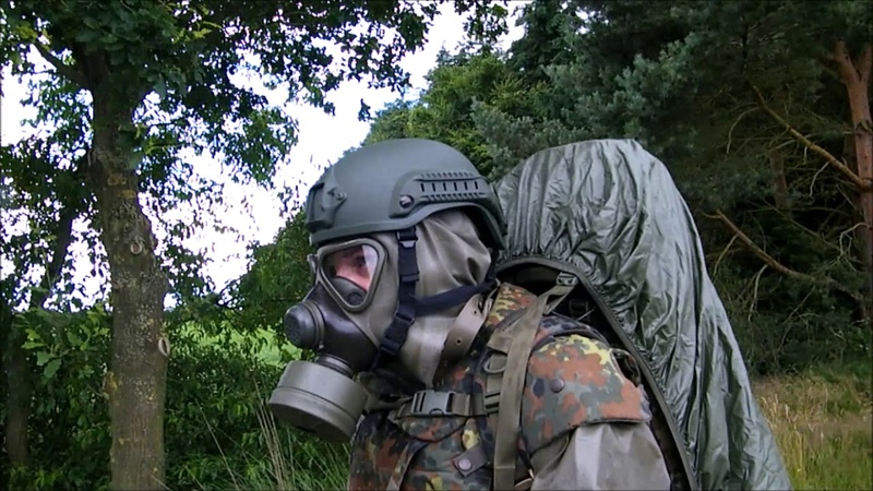 Recon training in Zodiak suit (commented video)