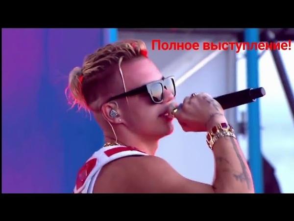 Vk fest-Элджей ПОЛНОЕ ВЫСТУПЛЕНИЕ! 2018