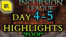 Path of Exile 3.3: Incursion League DAY 4-5 Highlights *poof*