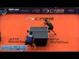 2014 Belgium Open 1/2 SAMSONOV Vladimir vs APOLONIA Tiago Highlights