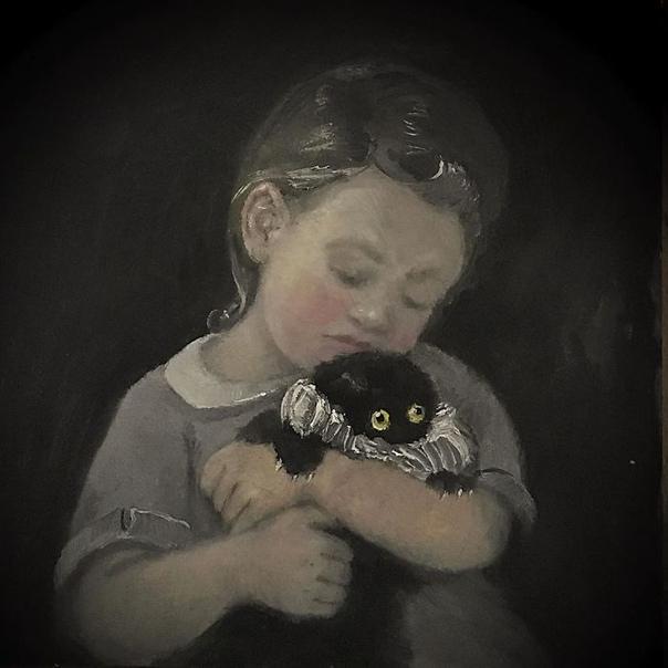 Найдите кота Автор: Ванесса Стокард.