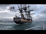Копия мифического фрегата La Fayette