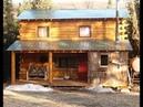 Alaska log cabin 2