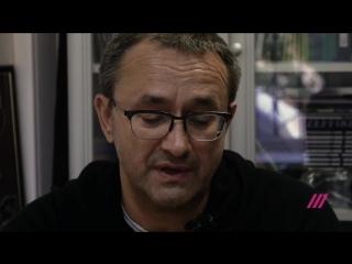 Андрей Звягинцев, Лия Ахеджакова и Светлана Камынина читают рассказ Олега Сенцова