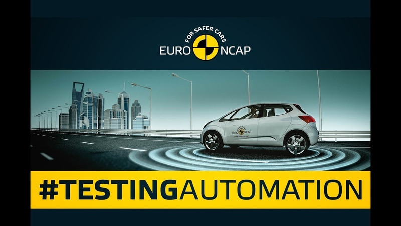 Euro NCAP Testing Automation