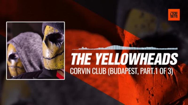 The YellowHeads - Corvin Club (Budapest, Part.1 of 3) 01-09-2017 Music Periscope