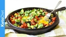 Keto Diet: Low-Carb Mexican Breakfast Hash