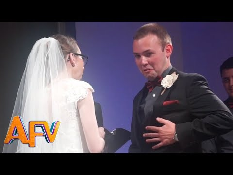 Best Wedding Fails 2018 | AFV Funniest Videos Compilation