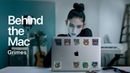 Behind the Mac — Grimes