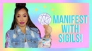 Manifest With Sigils! ✨ FUN EASY LAW OF ATTRACTION EXERCISE!