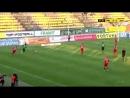 Příbram - Sigma Olomouc _ 1 - 0 _ Goal M. Slepička (CZECH REPUBLIC_ 1. Liga - 15