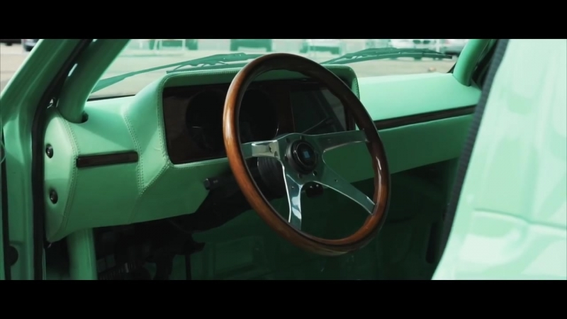 VW CADDY MK1 V8 14D | Adam Mucha | Flygarage | VWHome | Perfect Stance