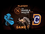 DC vs. Newbee - Game 1, Playoff WB @ Manila Major