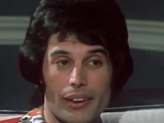 Freddie Mercury interview 1977