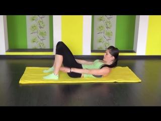 Гибкая сила- растяжка - йога - пилатес