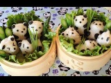 How To Make Cute Panda Bento httpsvk.comdesshop