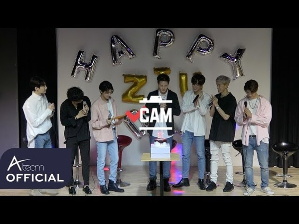 VCAM(브이캠) EP.42_Ziu Birthday Party