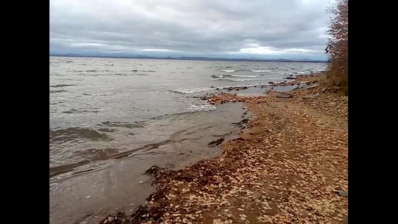 озеро Увильды 2017 осень