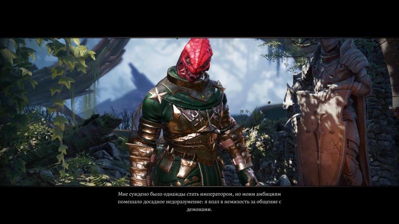 DOS2- Origin Story - Red Prince