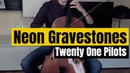 Twenty One Pilots - Neon Gravestones for cello and piano COVER