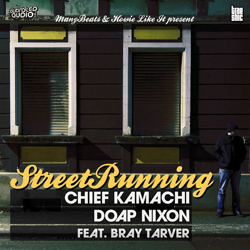 Chief Kamachi альбом Street Running