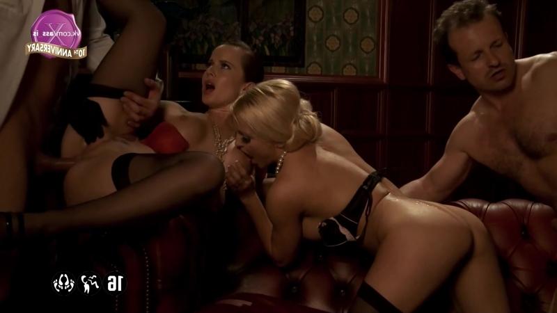 Гламурное порно кино бесславные сучки онлайн брюнетка черных колготках
