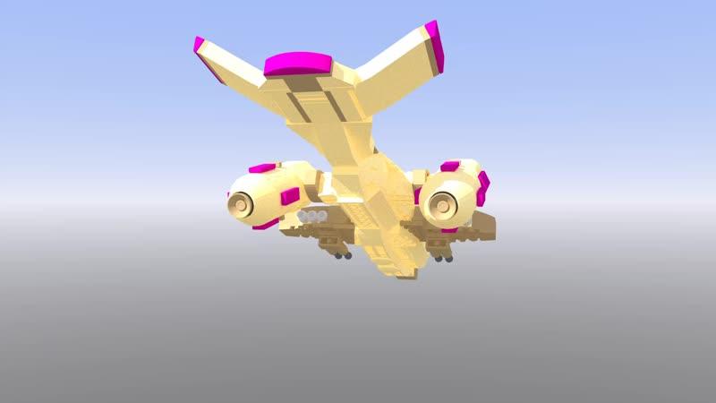Lego Harpy M2. Ver.1.0.