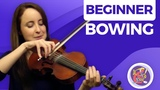 Irish Fiddle Lesson - The Basics Bowing Your Fiddle