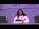 Пресс-конференция Бомбушкара Игоря Стефановича Тема: