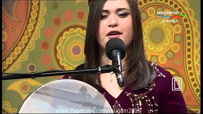Səbinə Ərəbli Pərişan halin oldum Rast təsnifi Muğam televiziya müsabiqəsi 15 05 2015