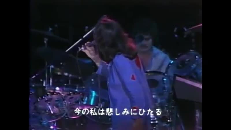 Carpenters Yesterday Once More live in Japan