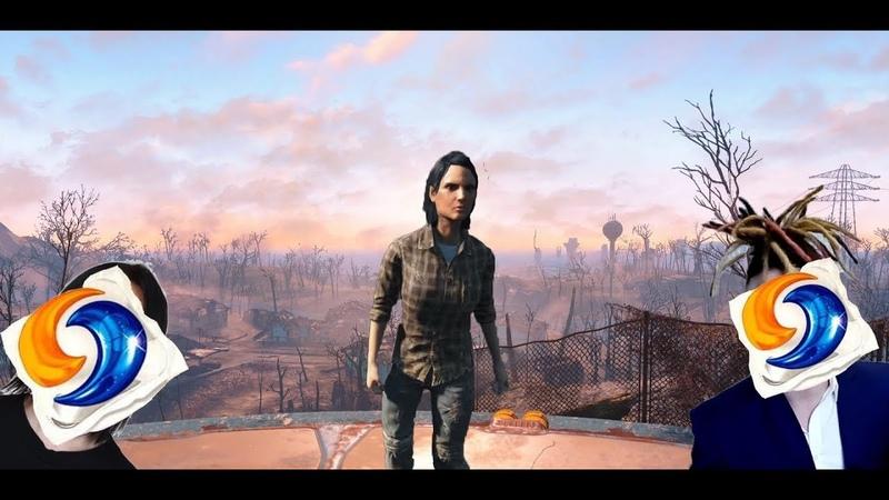 Фоллачуем-челленджуем 2 Баба чиллит (Fallout 4 Challenge)