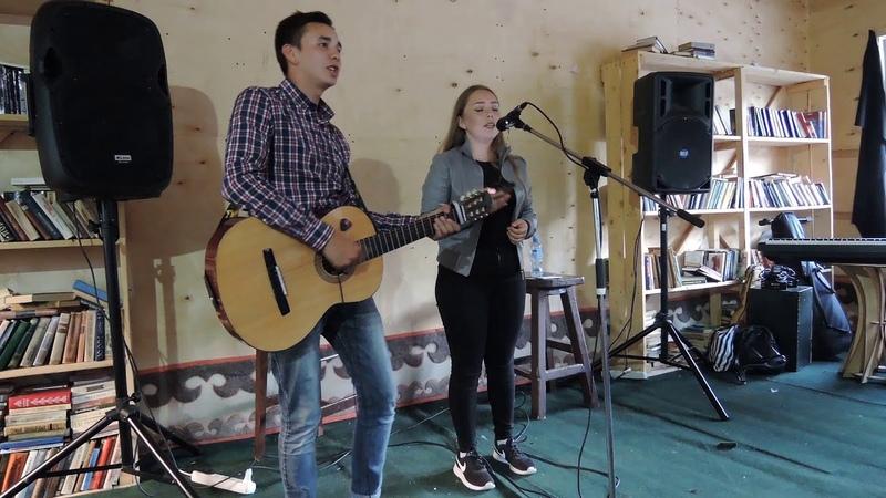 Диана Лукманова и Kivi — Хлопья летят наверх (Feduk cover)