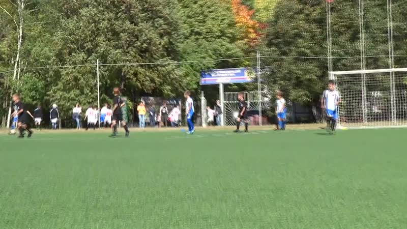 МФК Зелёный ключ 2011 - СШ по футболу 2010 (1)(Чебоксары). 23.09.18. 2 тайм