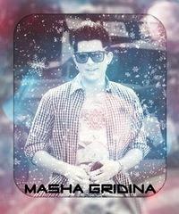 Masha Gridina