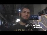 РЕАКЦИЯ КОНОРА НА БОЙ ХАБИБА НУРМАГОМЕДОВА И ЭЛА ЯКВИНТЫ НА UFC 223 !