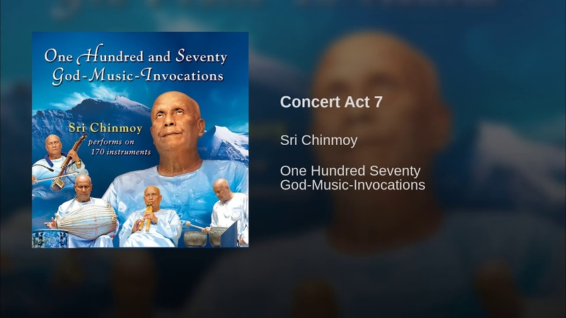 Sri Chinmoy - Concert Act 7