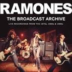 Ramones альбом The Broadcast Archive (Live)