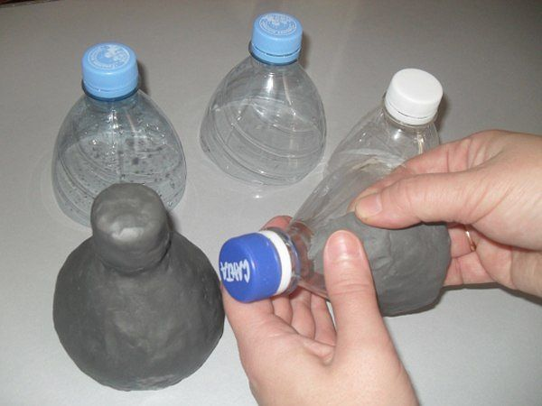 Для кукол своими руками из пластилина фото 645