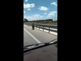 #SICILIA- #NEGRO #clandestino in AUTOSTRADA
