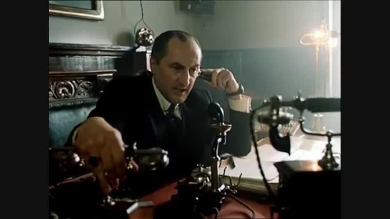 Приключения Шерлока Холмса и доктора Ватсона (1986) 1 серия. Двадцатый век начинается