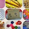 Ткани, фурнитура и прочие товары для рукоделья